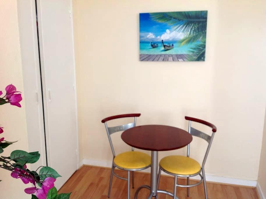 Studio Plein centre à Morlaix - Morlaix - Apartmen