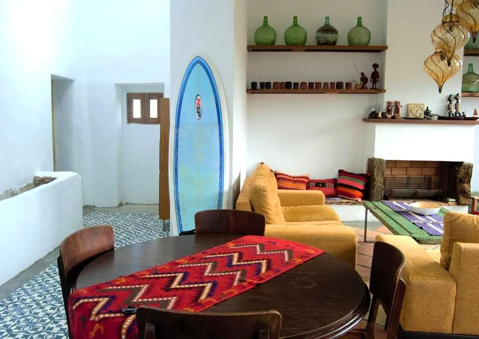 Riad Al Nassim..Room with double bed (Ensuite) - Ye - Hus