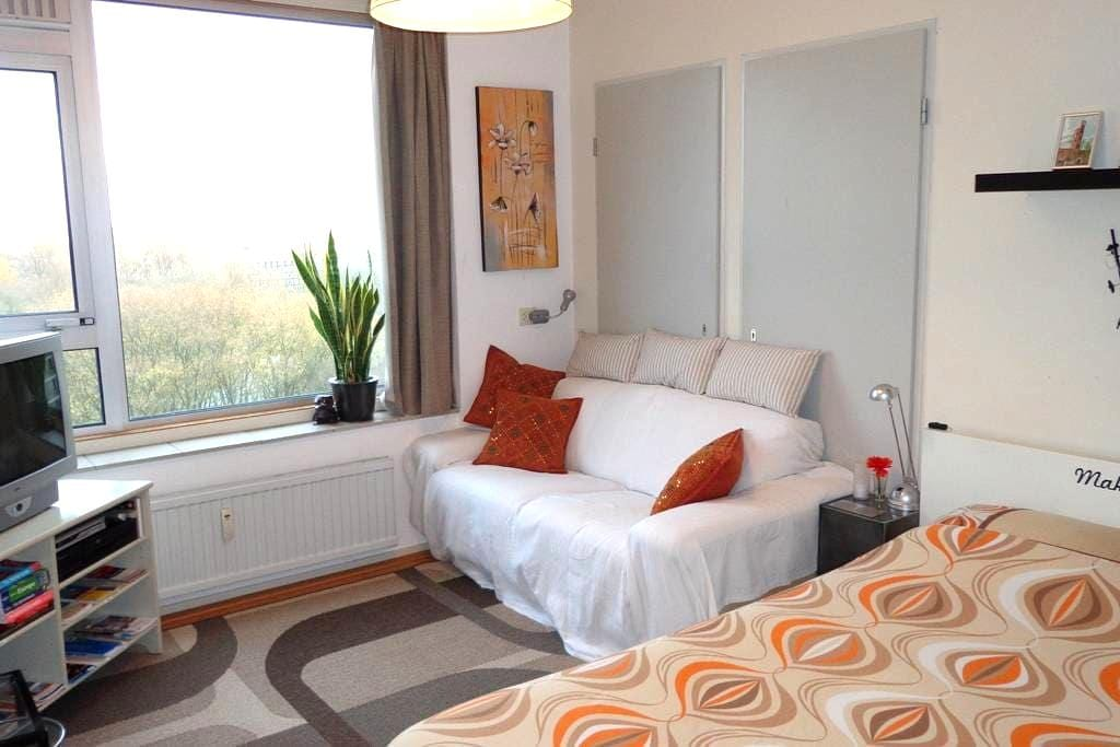 Peaceful Rooms Amsterdam with View - Ámsterdam - Departamento