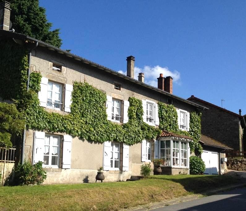 Charmante maison Douces Vacances - Compreignac - Hus
