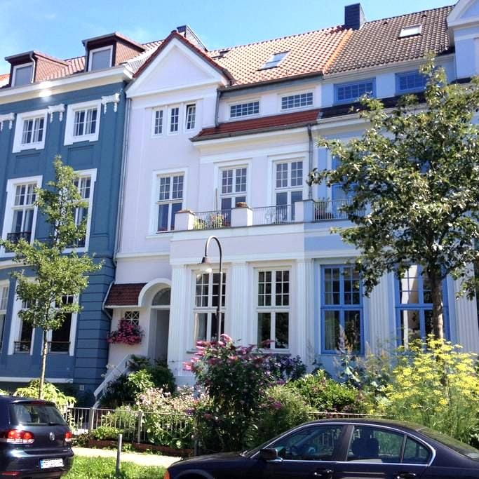 attic apartment in the center - Bremen - Apartamento