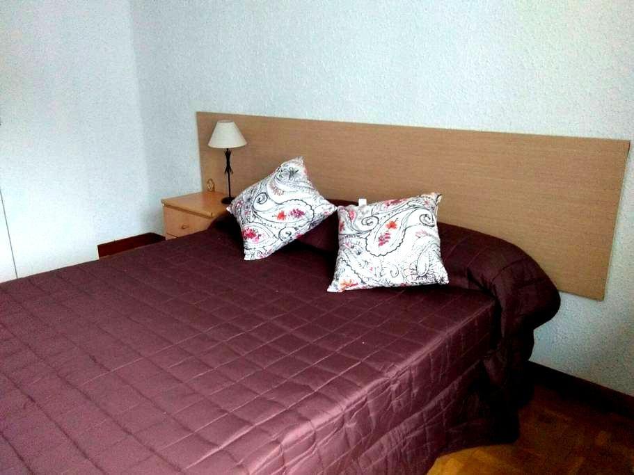 Habitacion privada doble - Pamplona - Departamento