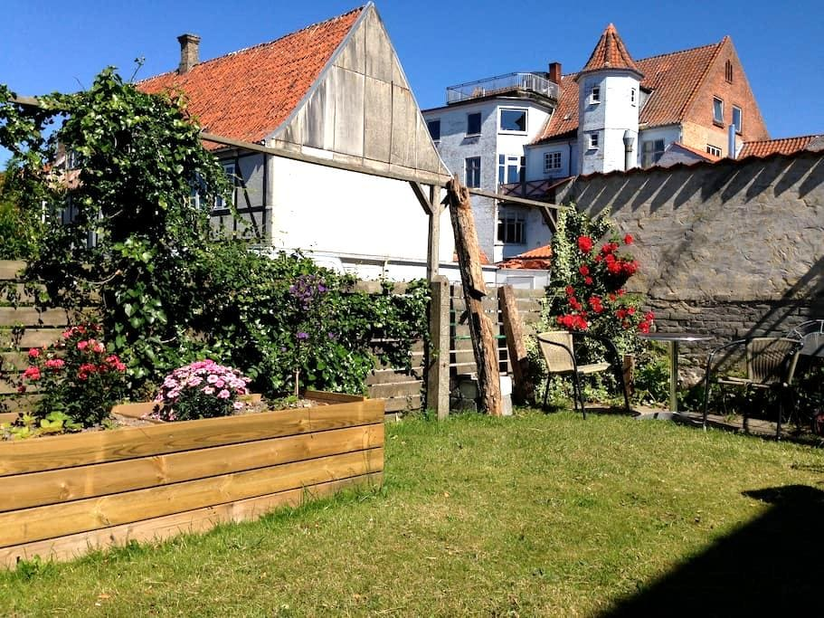 By the city square and the harbour - Faaborg - Adosado