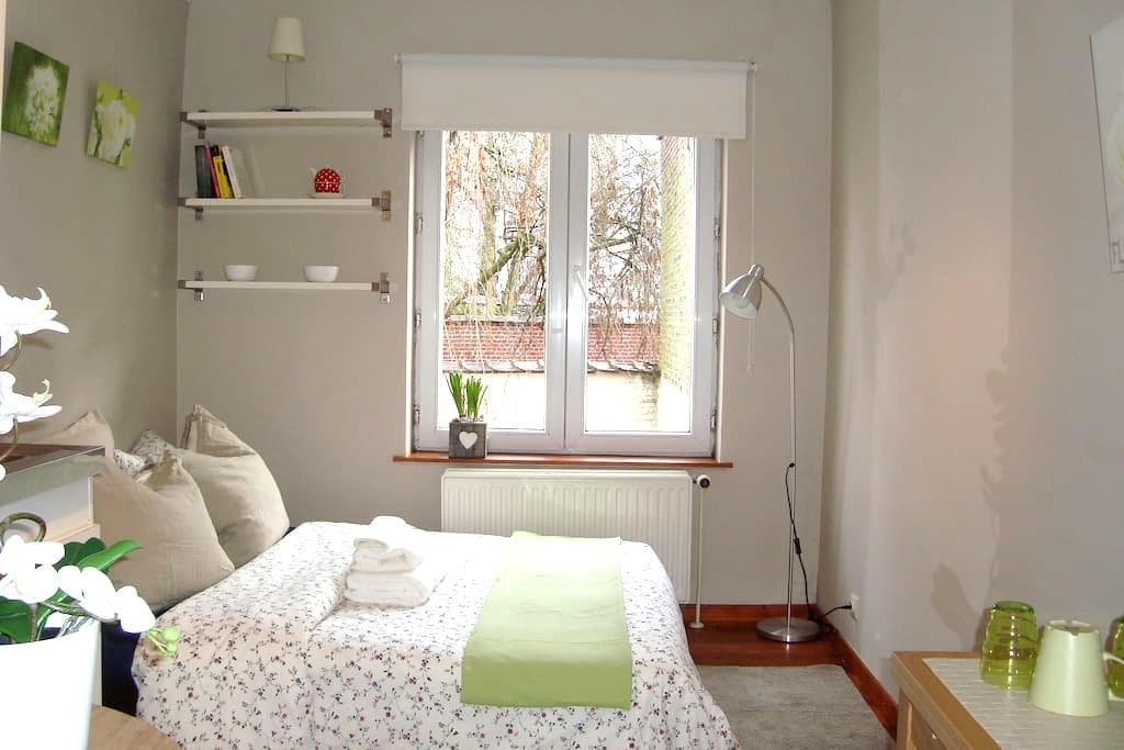 A lovely, sunny studio in EU area - Bruxelles - Apartament