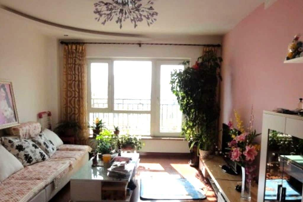 中海金域中央  温馨大床房 - Changchun Shi - 公寓