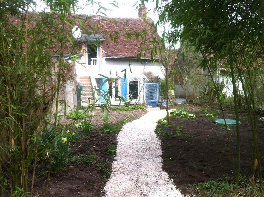 Maison typique à Chaumont sur Loire - Chaumont-sur-Loire - Дом