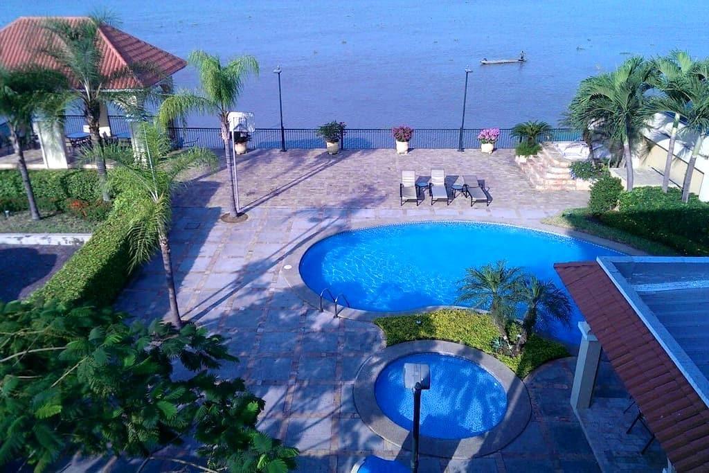 Habitacion en Guayaquil Samborondon - Samborondón - Apartament