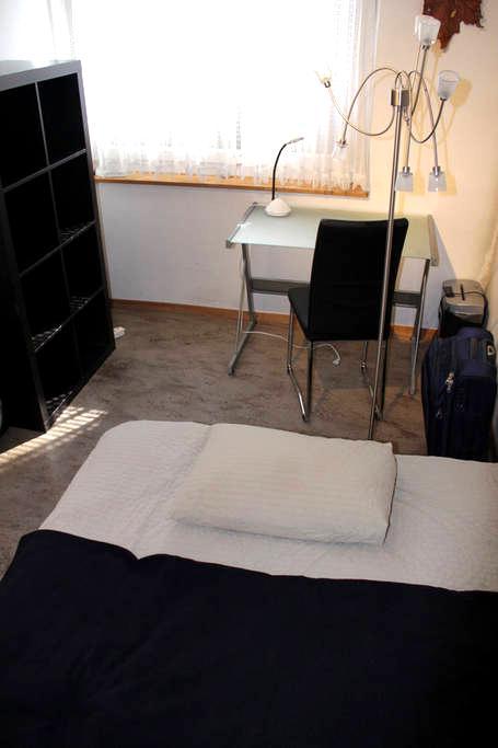 Small room in Zurich - Zürich - Apartment