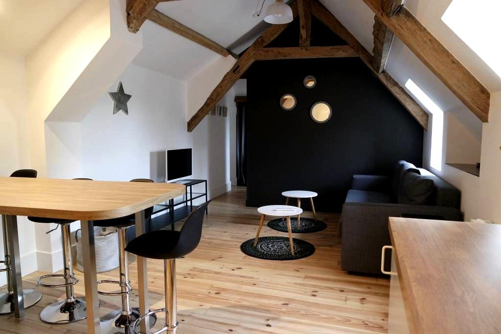 Apartment in the Heart of the City - Bayeux - Lägenhet
