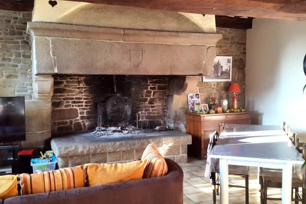 Maison de caractère dans le bocage normand - Campeaux - Casa