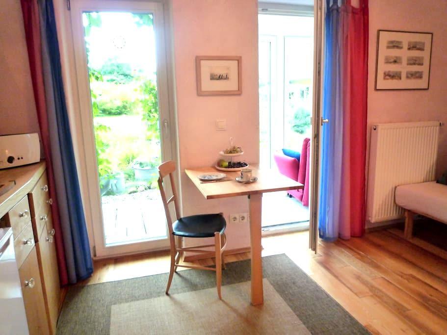 Schönes Zimmer mit Küchenzeile - Überlingen - Rumah