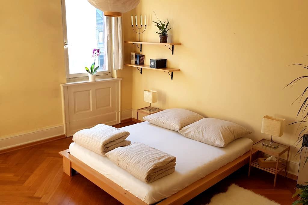 Gemütliches Zimmer in Stuttgart-Mitte - Stuttgart - Apartamento