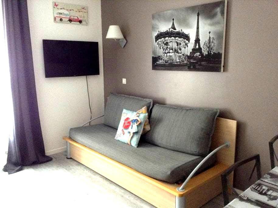 Disneyland Paris perfect for 5 ! - Serris - Osakehuoneisto