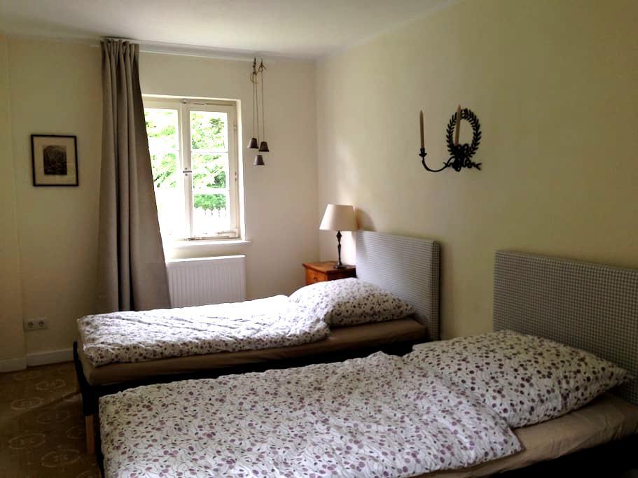 Wohnung auf dem Lande - Dorsten - Lägenhet