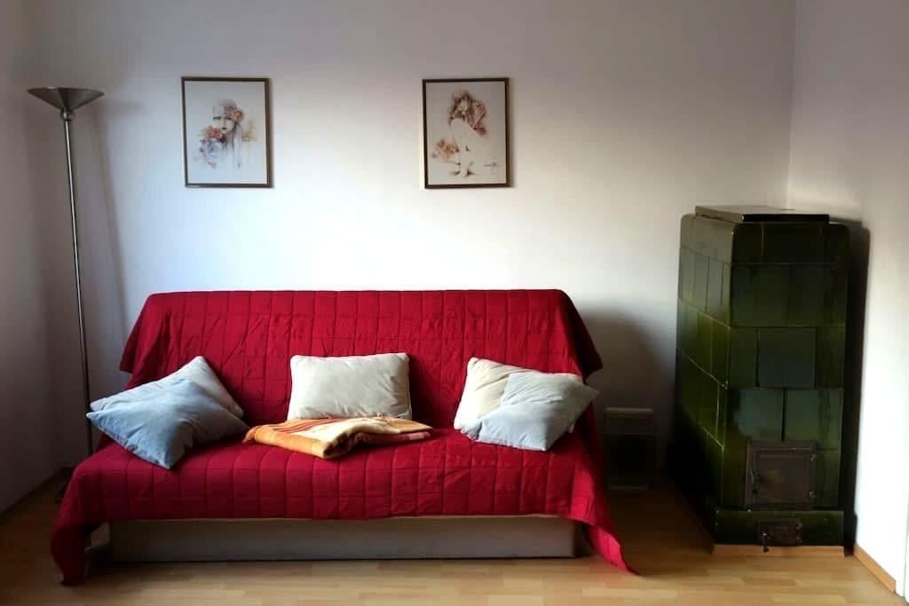 Small appartment in the downtown - Varaždin - Lägenhet