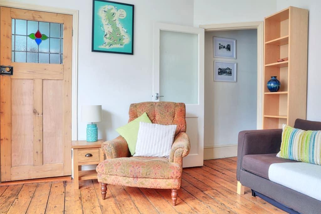 Cosy flat in a cosmopolitan area - Cambridge - Appartement