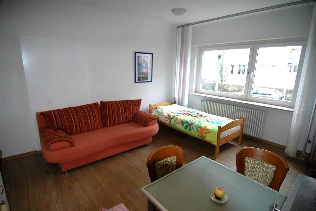 Zimmer mit Küchenzeile in der Stadtmitte Esslingen - Esslingen am Neckar - Daire