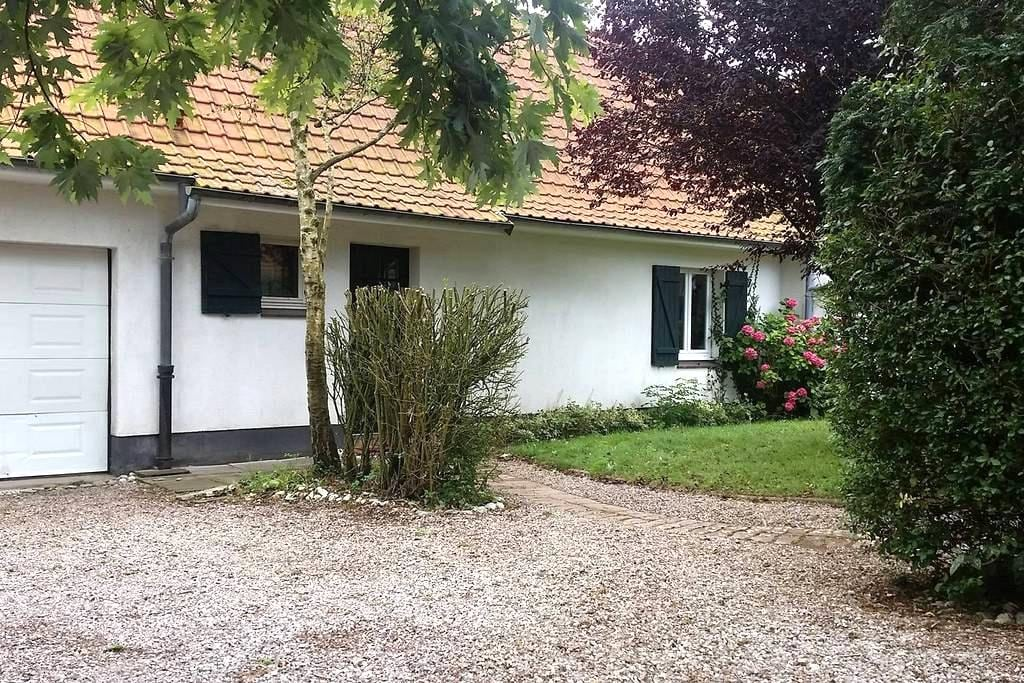 Cozy rooms, peaceful and calm - Saint-Inglevert - Ev