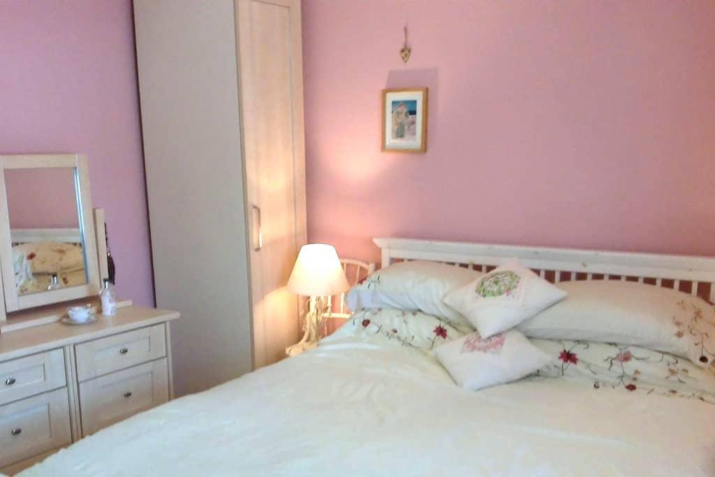 Double Room with own bathroom  - Wells - Bed & Breakfast