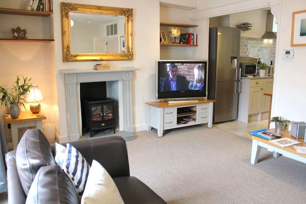The Admiral's Suite, Shaldon, Devon - Shaldon - Apartamento