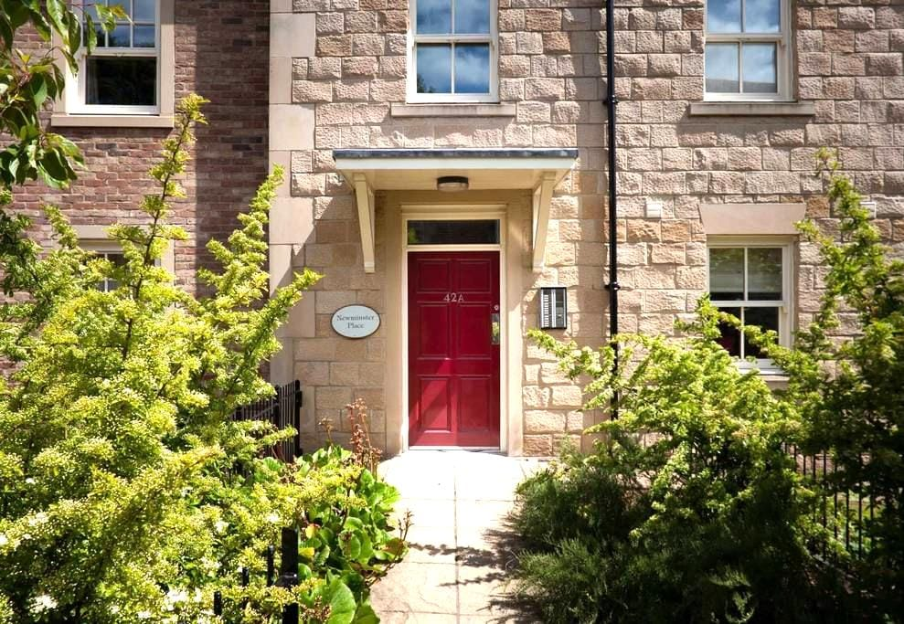 Two bedroom apartment with en-suite & shower room - Morpeth - Appartement