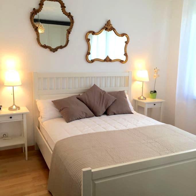 Schöne ,ruhige Ferienwohnung in Freising - Freising - Appartement