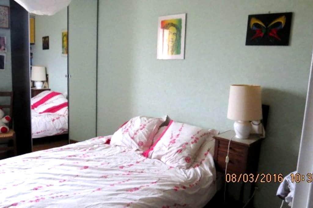 Petite chambre calme - Firminy - Hus