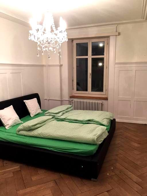 Zimmer Nr. 2 im Herzen von Rapperswil SG. - Rapperswil-Jona - Appartement