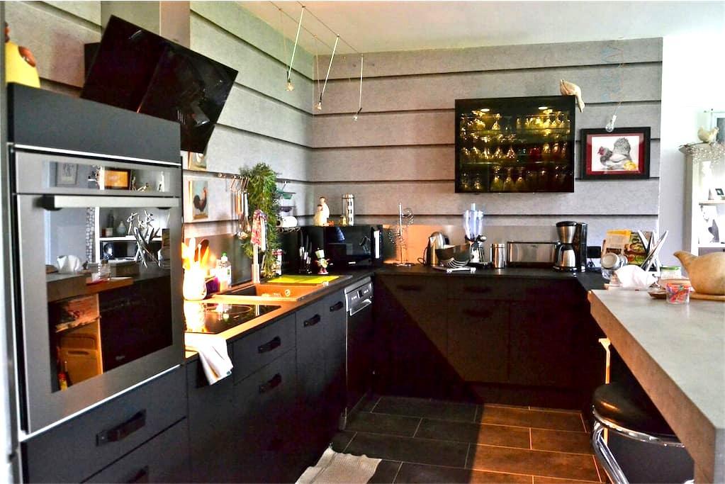 APPARTEMENT CHARMANT PROCHE BASSIN - Honfleur - Appartement