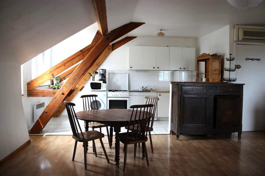 Très bel appartement,exposition sud - Château-Arnoux-Saint-Auban - Appartement