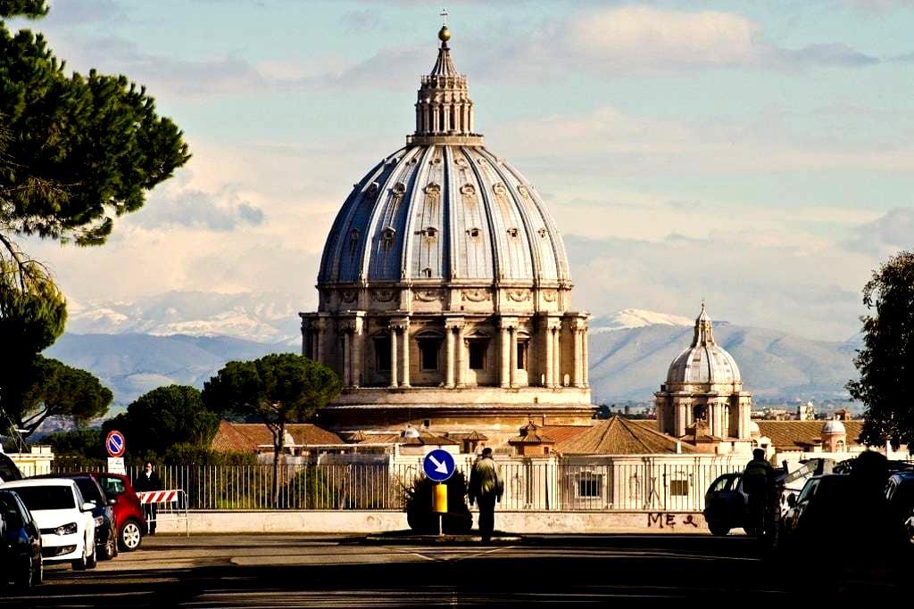 Room near Vatican. Stanza singola. - Roma - Apartemen