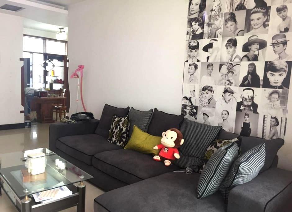 福安小区,安全方便 - Jiaozuo - Apartamento