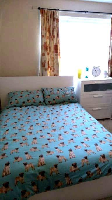 Double Room with free parking Incl breakfast - Birmingham - Lakás