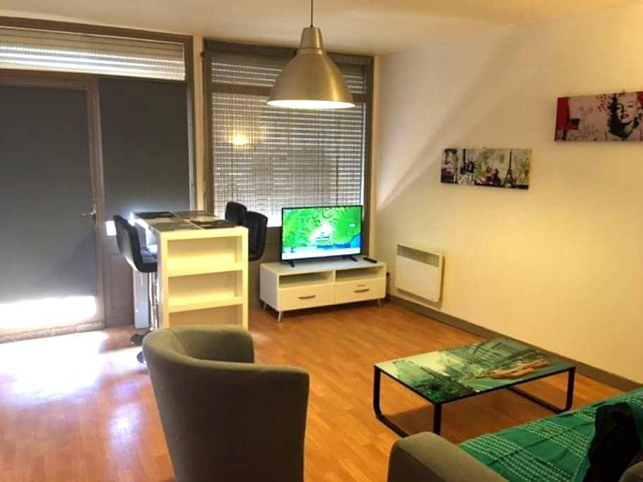 Appartement au calme centre ville avec 2 chambres - Montauban - Leilighet
