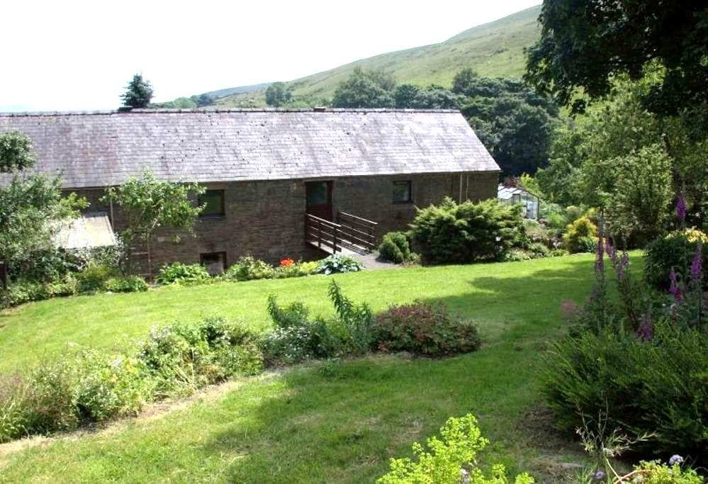 Hayloft Cottage, Shatton Hall - Bamford - Casa
