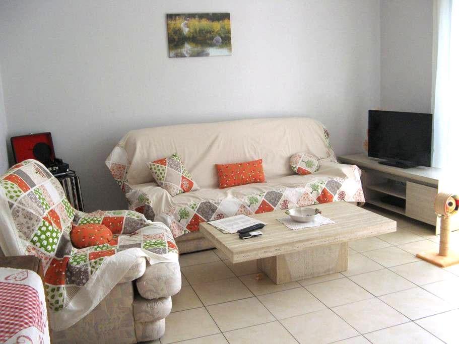 Chambre agréable dans quartier résidentiel d'Albi - Albi - Departamento