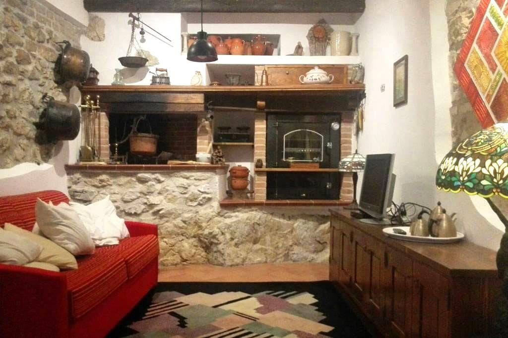 deliziosa casetta a Tagliacozzo - Tagliacozzo - Apartament
