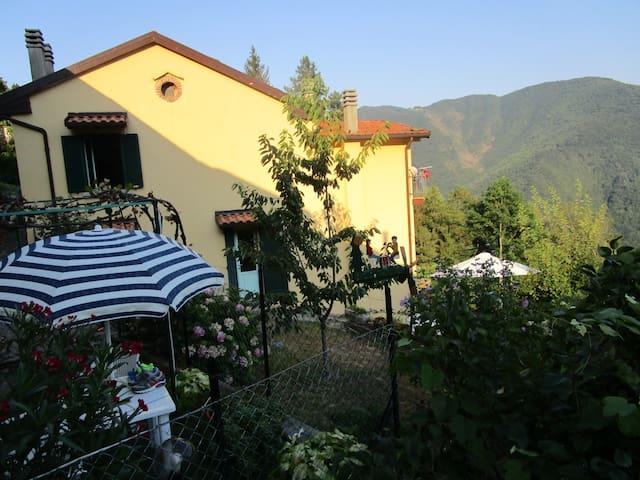 Casa nella quiete dei Monti - Granaglione - Appartement