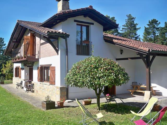 """Cottage """"Casa Goiz-Argi"""" - Elorrio - Maison"""