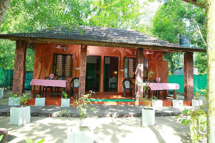 Deluxe double  room  villa - Mararikulam