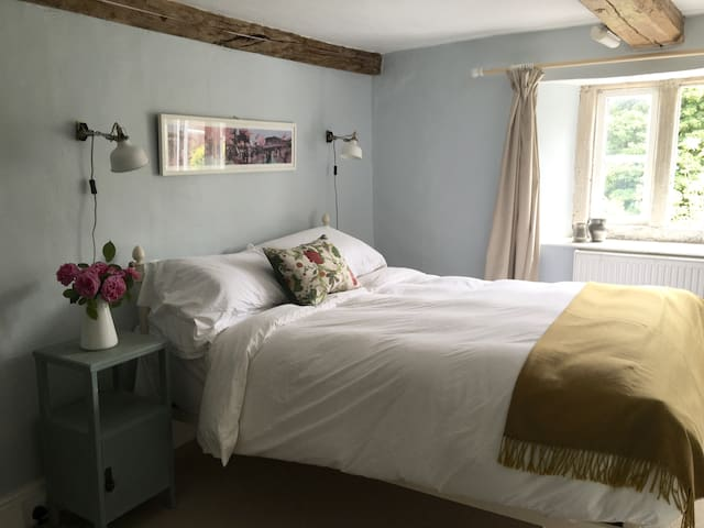 Treetops Cottage, Nunney, Nr Frome - Nunney - Rumah