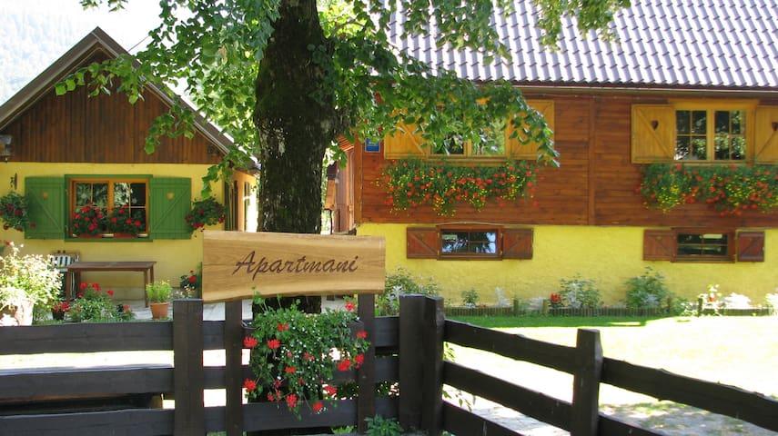 Bjelolasica Apartments 5 - Ogulin - Hus