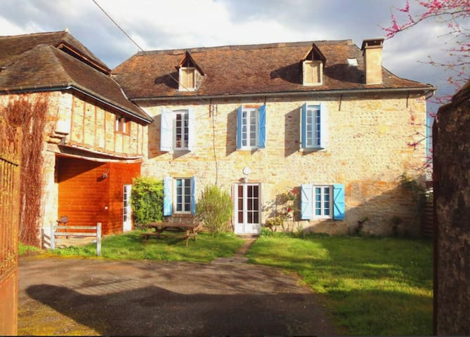 Ancienne ferme béarnaise - Oloron-Sainte-Marie - Σπίτι