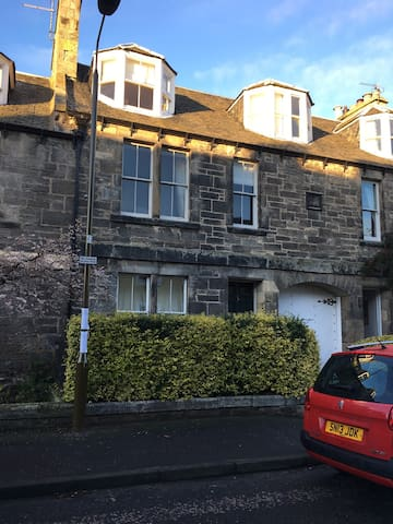 Victorian 3 bed house with fabulous sea views - Aberlady  - Hus