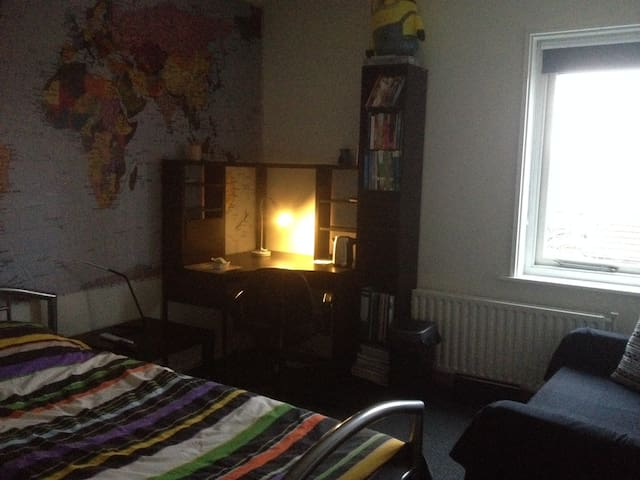 nice room in quiet neighborhood - Nijmegen - Maison
