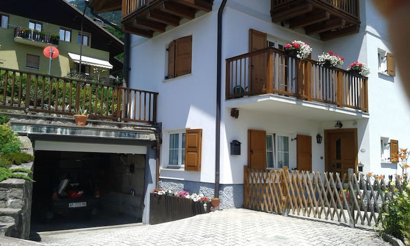 La casota di Sant'Orsola - Sant'Orsola - Maison