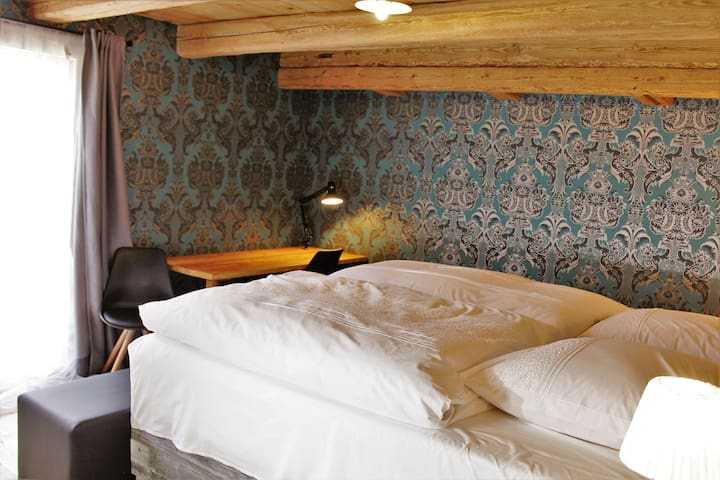 Premium bnb, luxus Boxspring Bed - Russikon