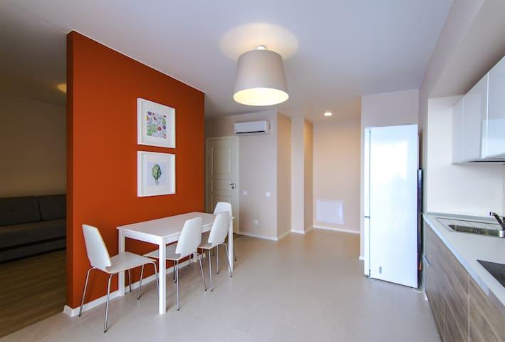 Квартира у моря 61,8 кв.м - Anapa - Departamento