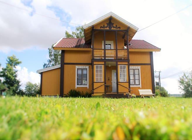 Cozy farmhouse close to Oslo and OSL - Blaker - Villa