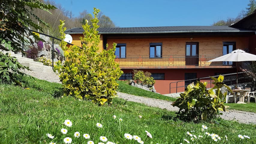 Gite Walsbach in Munster, Alsace Ideally Located - Munster - Hus